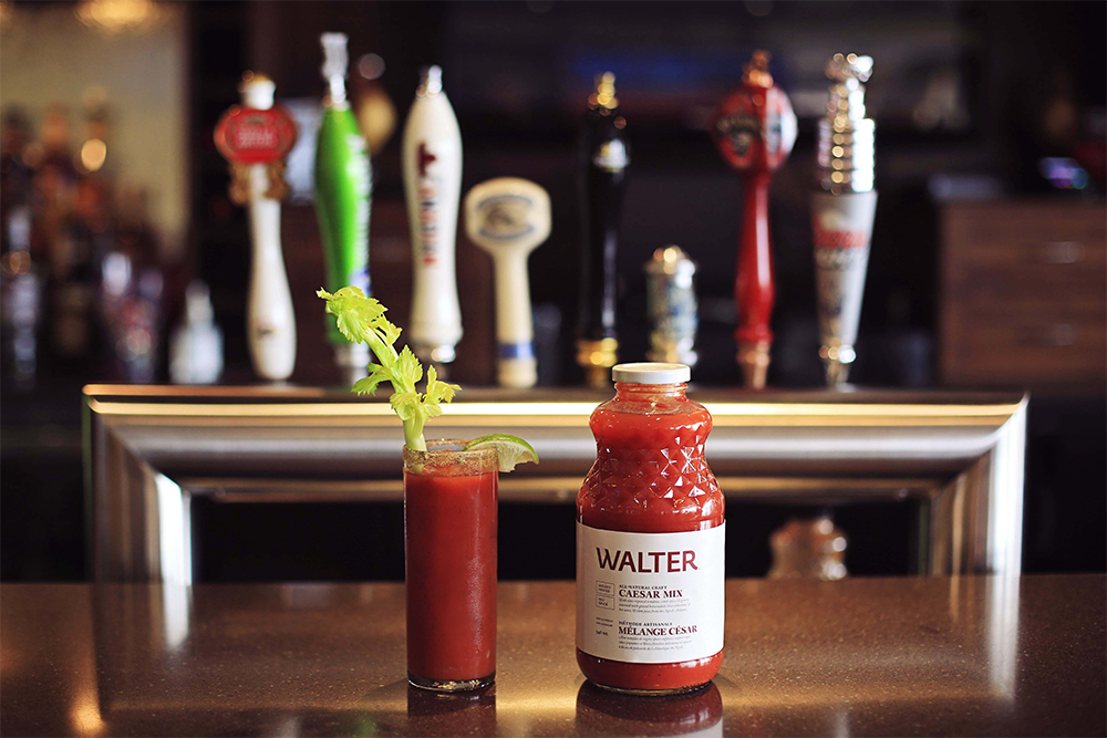caesar, bloody mary, new liskeard restaurants, roosters bar and grill, roosters new liskeard